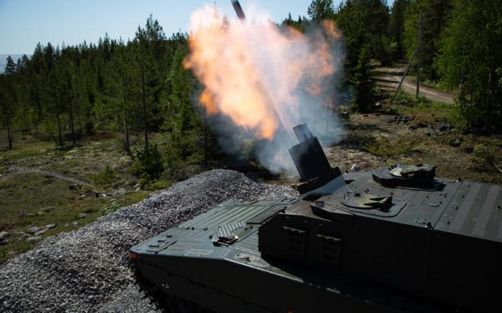 BAE Systems rozšiřuje českou průmyslovou spolupráci. Do týmu CV90 přibyla plzeňská AM-CME