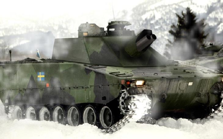 BAE Systems dodavatelem minometného systému Mjölner pro obrněné transportéry švédské armády. Podílí se i český Ray Service