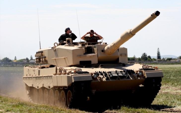 Norsko zastavilo modernizaci svého hlavního bojového tanku Leopard 2A4