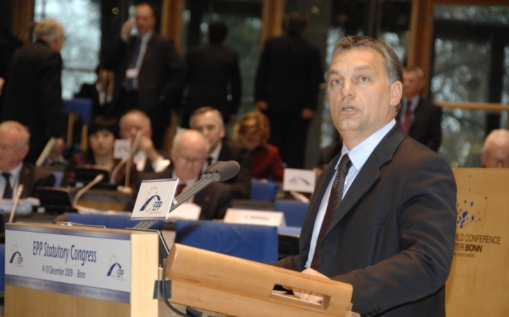 Orbán: Západ EU kritizuje V4, protože jsou její země úspěšné