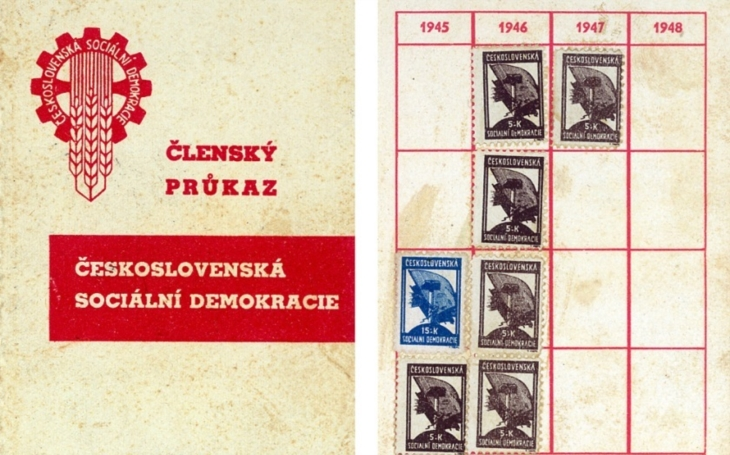 Před 70 lety byla nuceně sloučena Československá sociální demokracie s KSČ. Zrádce Fierlinger dosáhl svého