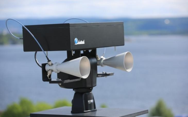LUN'TECH představil nový zaměřovací simulátor radarového reflektoru