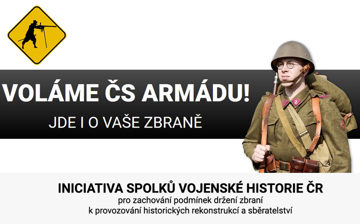 Směrnice o zbraních a vojenská historie: aktuální situace