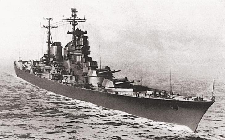Bitevní křižník Stalingrad: Sovětská Iowa, nebo jen Stalinova nemesis?
