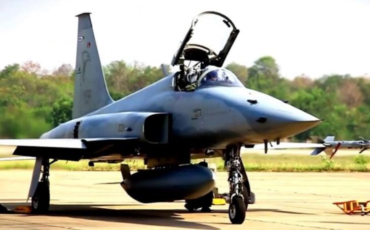 Modernizované Super Tigery pro thajské letectvo