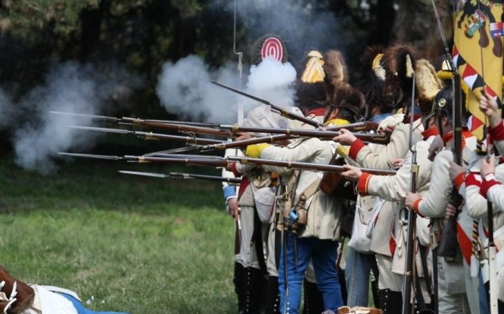 Bitva u Znojma 1809: vzpomínková akce 209. výročí