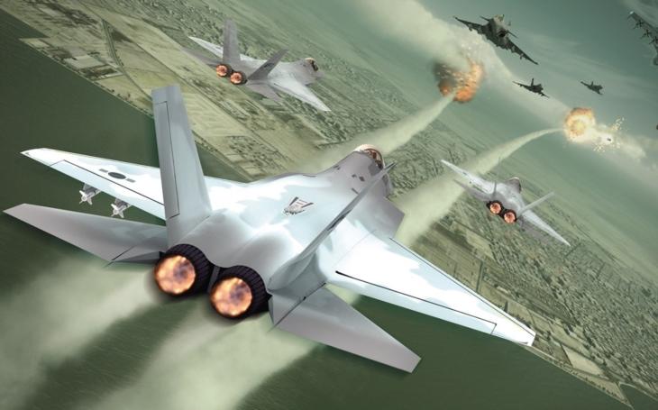 Jihokorejská odpověď letounu F-35. KF-X má být obdobou amerického letounu, ale až o polovinu levnější