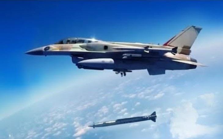 Izraelci představili novou střelu vzduch-země Rampage