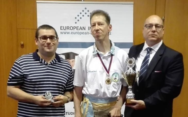 EUROPEAN INSTITUTE tradičním partnerem Mistrovství světa IPCA tělesně postižených šachistů 2018