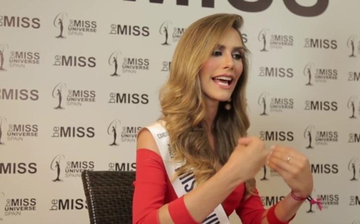 Španělsko má novou transgender Miss Universe. Symbol krásy v roce 2030? Bezpohlavní ,,ženomuž&quote;