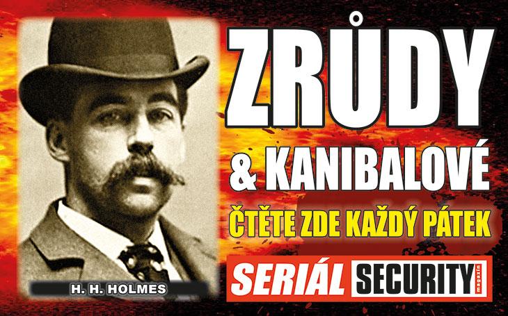 H. H. Holmes: Modrooký doktor vraždil krásné dívky v labyrintu, který si sám postavil. Byl prý ztělesněním ďábla
