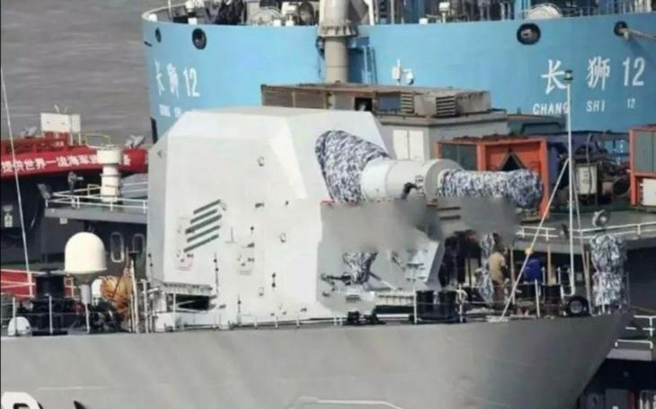 Čína může porazit USA ve vývoji railgunu. Ten může být nejsilnější na světě
