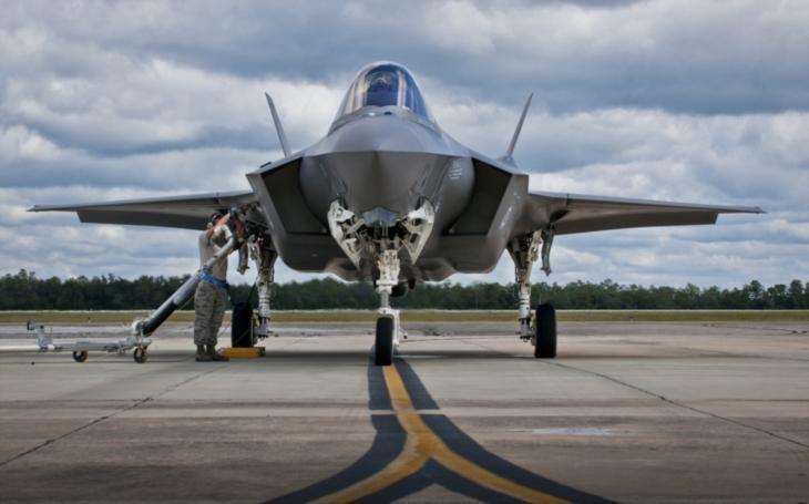 Itálie už nekoupí další letouny F-35. Přezkoumá i stávající kontrakt na nákup 90 F-35