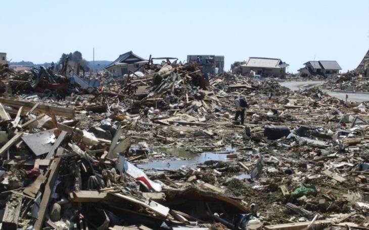 Počet obětí záplav v Japonsku je už 179, na místo míří premiér