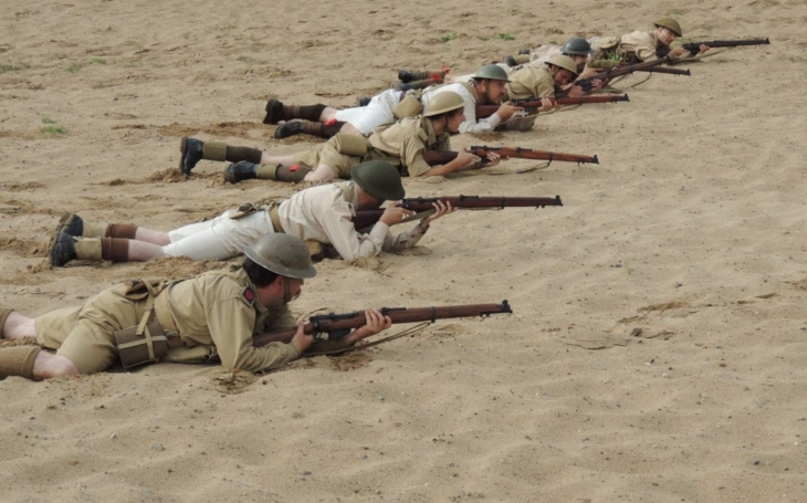 2. světová válka: Život vojáka v severní Africe