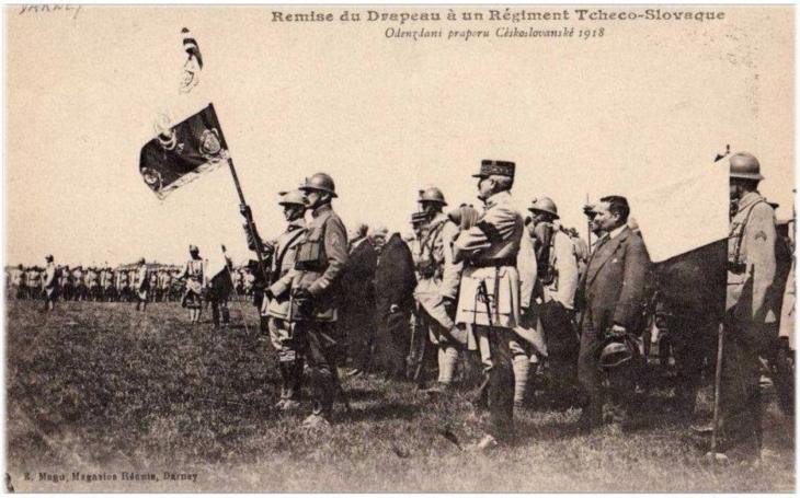 Výstava: Československé legie za Velké války