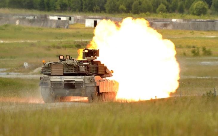 Tchaj-wan se zajímá o nákup amerického hlavního bojového tanku M1A2 Abrams od společnosti General Dynamics. Obává se možné čínské invaze