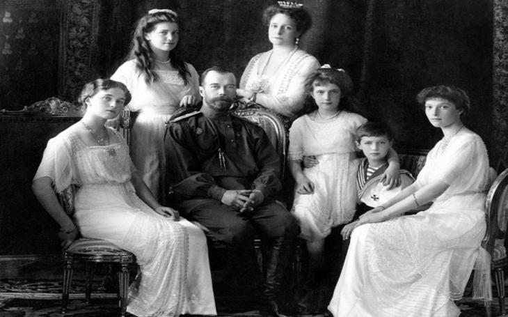 Ruští bolševici vyvraždili Romanovce ze strachu