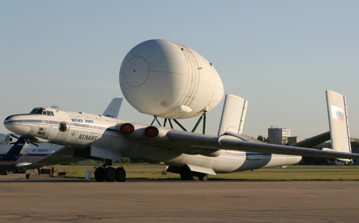 Sovětská pýcha 80. let: Vzdušný gigant Mjasiščev VM-T Atlant přežil katastrofu