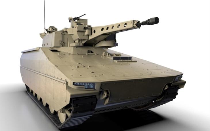 Německý zbrojní koncern Rheinmetall přichází do ČR. Bojové vozidlo Lynx pro českou armádu chce vyrábět v České republice