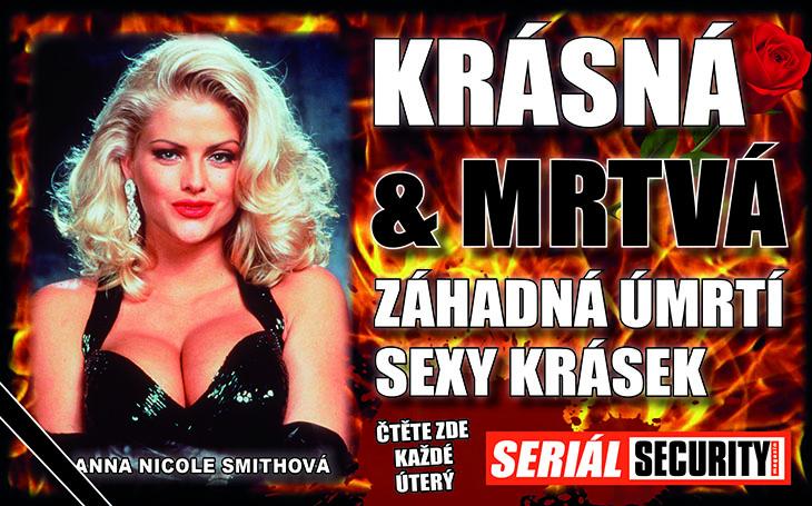 Sexbomba Anna Nicole Smithová: Záhadná smrt v pokoji nad kasinem