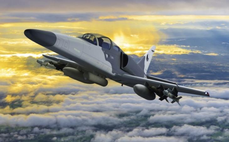 Nový víceúčelový letoun F/A-259 Striker od českého Aera