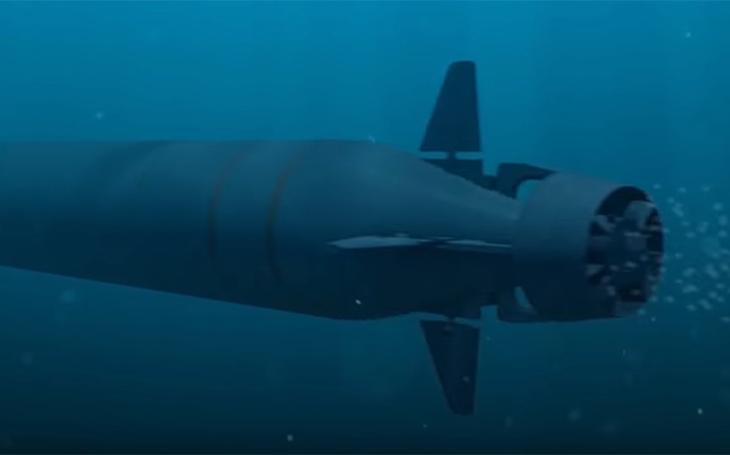 Rusko zahájilo zkoušky podmořského dronu Poseidon, schopného nést jaderné hlavice