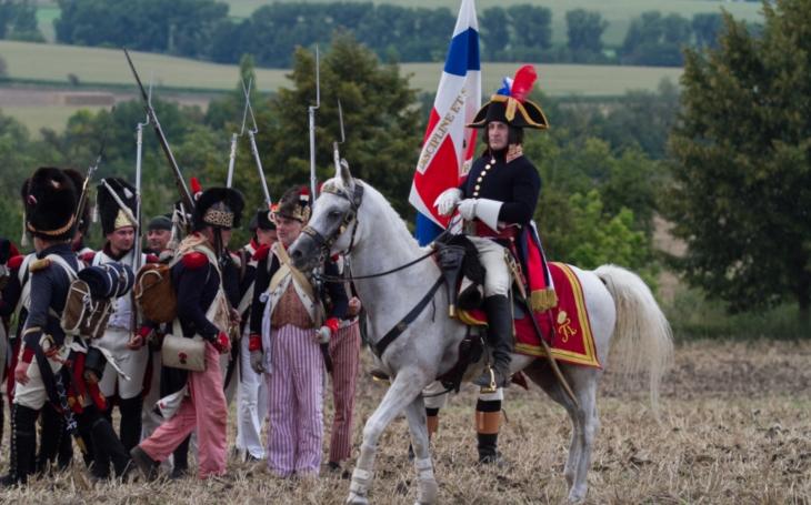 Napoleon Bonaparte: 249. výročí narození – Napoleonské dny 2018