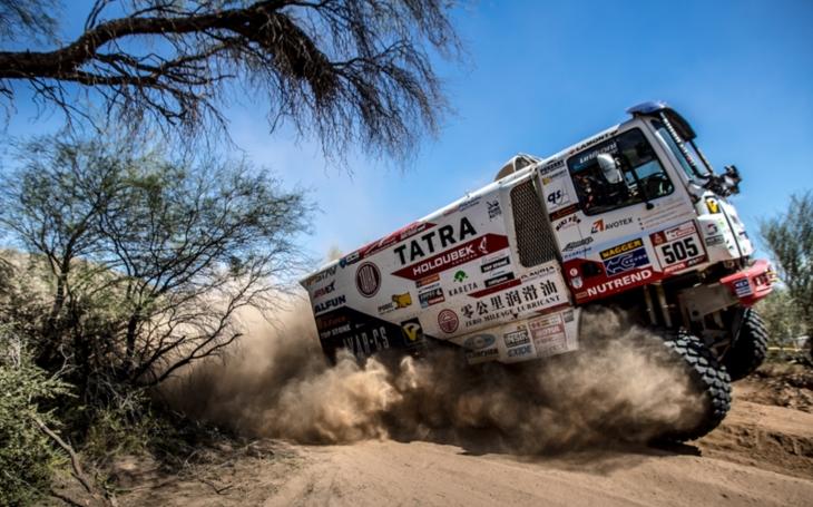 TATRA TRUCKS a TATRA Buggyra Racing Team pokračují spolu i nadále