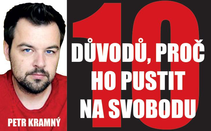 Největší test justice v dějinách ČR začíná: Petr Kramný podal žádost o obnovu procesu. 10 důvodů, proč by mu měl soud vyhovět a pustit ho na svobodu