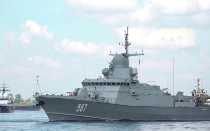 VIDEO: Ruské korvety třídy Karakurt s raketami Kalibr budou nabídnuty do Číny i Indie
