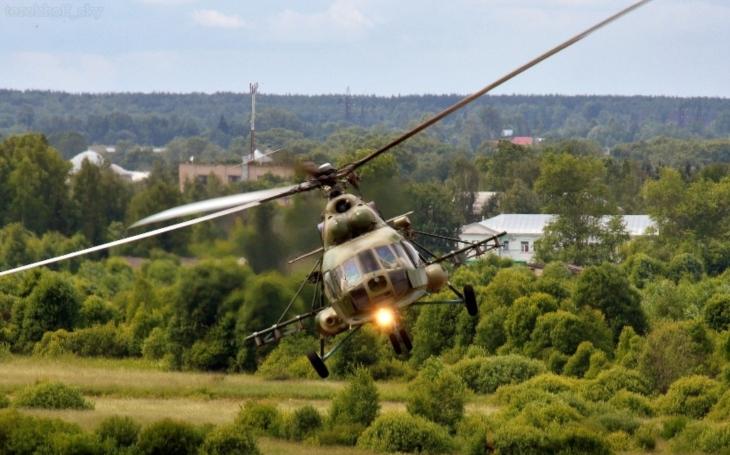 Při nehodě vrtulníku na Sibiři zahynulo 18 lidí