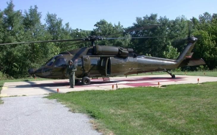 Lotyšsko posílí čtyři americké víceúčelové vrtulníky UH-60 Black Hawk