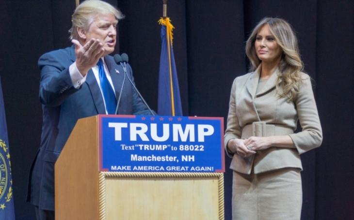 První dáma USA podpořila LeBrona Jamese v jeho sporu s Trumpem