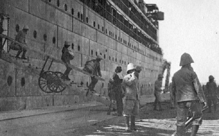 Byl bolševický režim v ohrožení? 15. srpna 1918 napadly USA Rusko