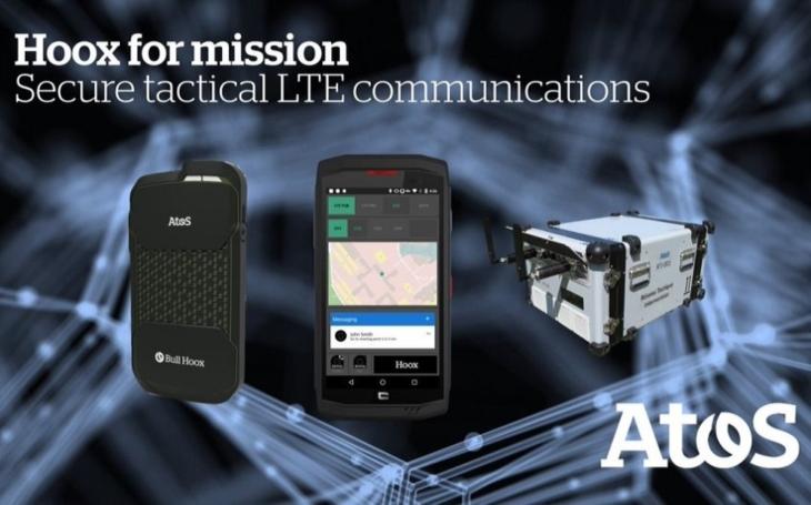 Atos představil komplexní 4G zabezpečené taktické LTE řešení pro komunikaci