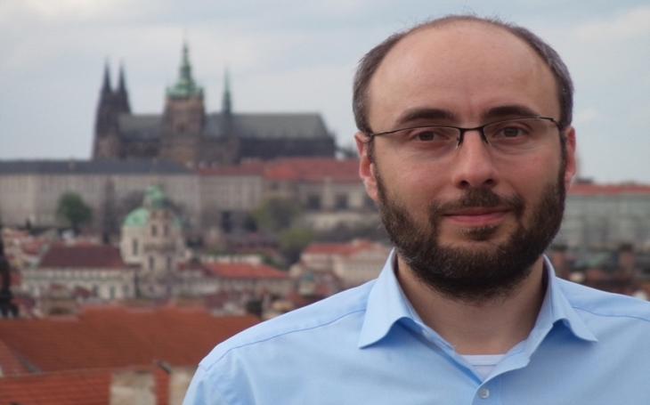 """""""Nejsem si vědom, že by měla česká vláda nějaké tajné hackerské centrum,"""" říká šéf pražského výzkumu amerického síťového gigantu Cisco Martin Rehák"""