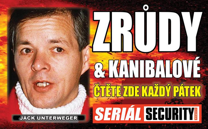 Vrah zvaný Kurýr: Devět mrtvých prostitutek, z toho jedna v Praze. Úspěšný spisovatel, novinář a básník, jehož vražednou zbraní byla podprsenka