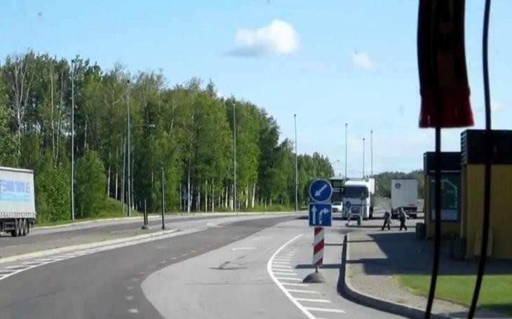 Estonsko pracuje na zesílení kontroly hranic s Ruskem