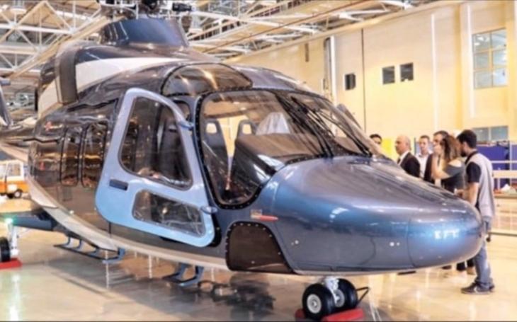 Turecko má první prototyp víceúčelového transportního vrtulníku TAI T625