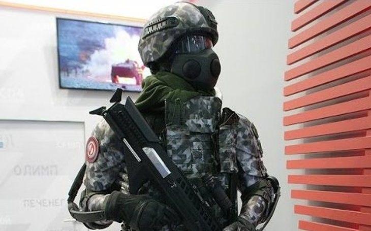 Ruský Iron Man již brzy realitou. Vyvíjí se elektromotory pro exoskeleton