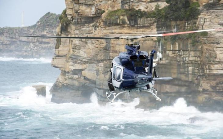 Bell oslavil Světový den vrtulníků
