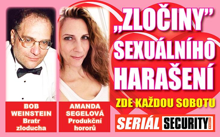 Bob Weinstein, bratr zloducha: Sexuální obtěžování nad celerovým salátem. Tohle by nevymyslel ani král hororů Stephen King