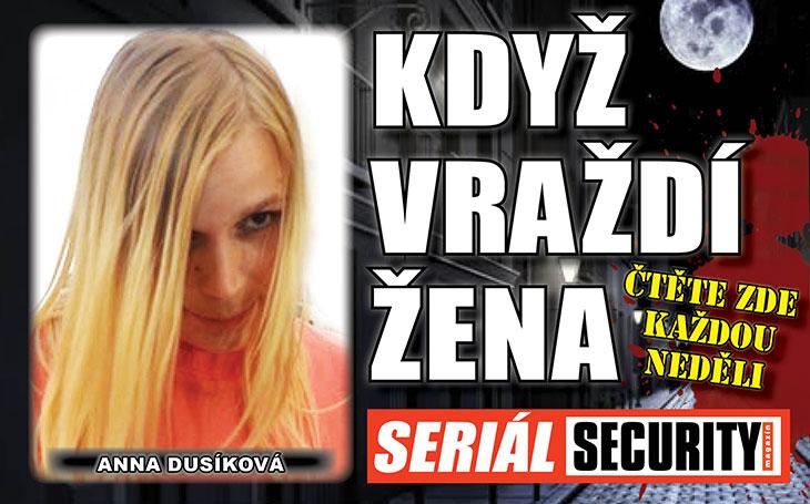 Matka bestie Anna Dusíková: Tři děti uškrtila tkaničkami, strčila do pytle od psího žrádla nebo do batohů a zahrabala na půdě