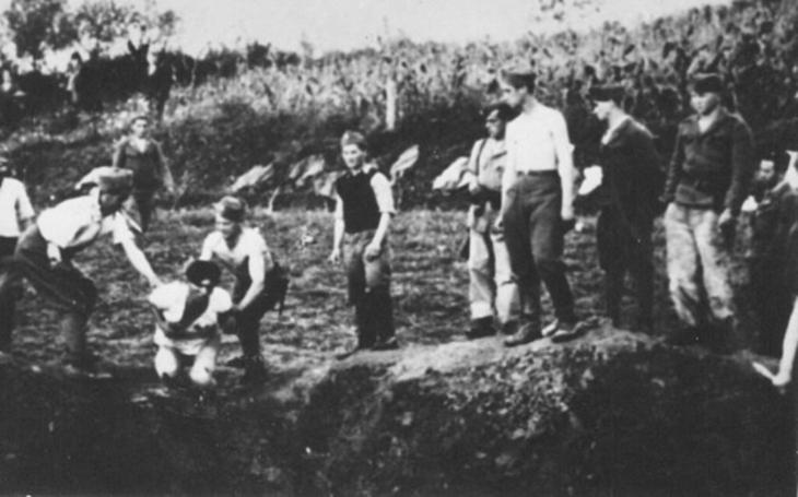 Koncentrační tábor Jasenovac - ,,balkánská Osvětim&quote; proměněná na lidská jatka