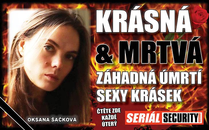 Šílená feministka Oksana: Našli ji oběšenou na háku s nápisem na nahých ňadrech