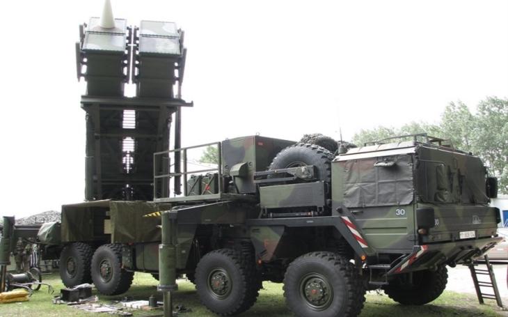 Ukrajina chce nakoupit moderní systémy protivzdušné obrany. Bude to Patriot?