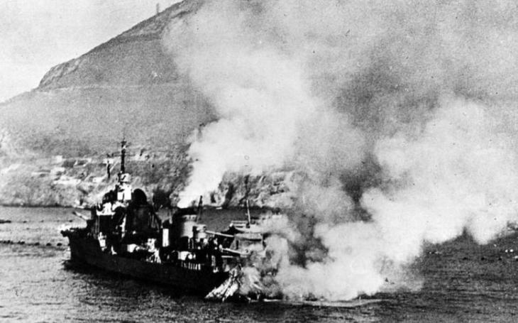 Operace Katapult - jak Britové eliminovali flotilu svého ,,bývalého&quote; spojence