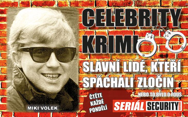 Král Miki Volek: Rok v německém kriminálu za knihy o vzpouře proti státu a jeho hořký konec v osamění v kaluži krve