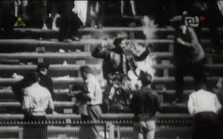 Ryszard Siwiec - První živá pochodeň vzplála na varšavském Stadionu Desetiletí